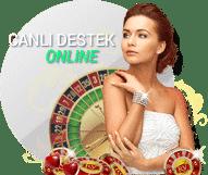 Canlı Destek ONLINE